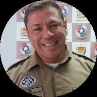 Major Eder Jaciel de Souza – Sub-comandante do 12º Batalhão da PMSC