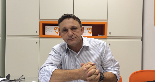 Armando fala sobre as dificuldades da gestão de frota antes da Quatenus.