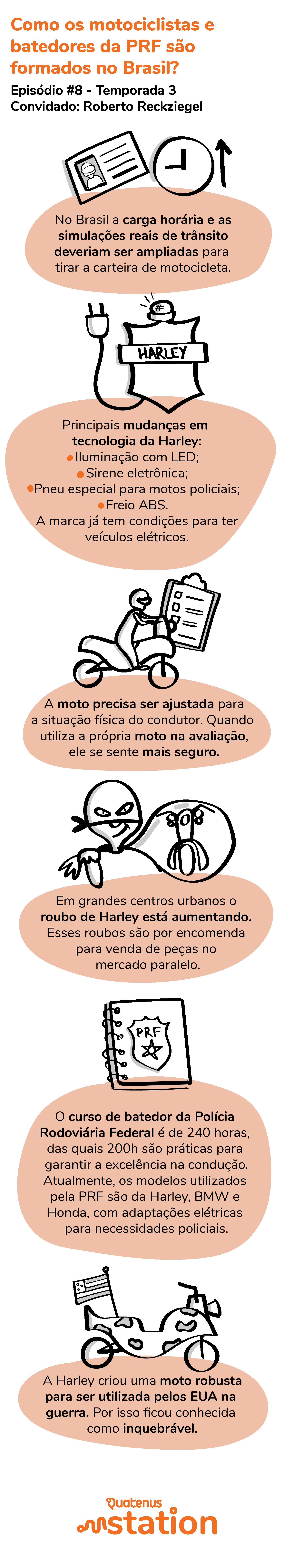 visual thinking - formação motociclistas